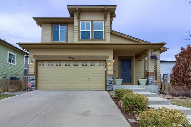 5462 Brooklawn Lane, Highlands Ranch, CO 80130 (MLS #2746662) :: Wheelhouse Realty