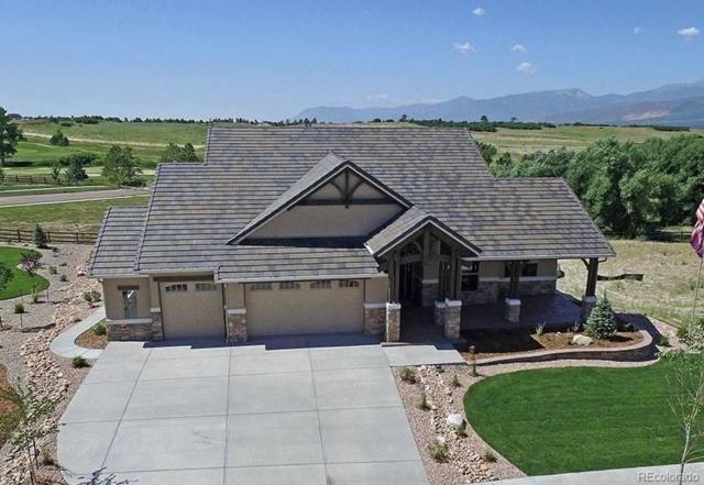 1887 Redbank Drive, Colorado Springs, CO 80921 (MLS #2746829) :: Kittle Real Estate