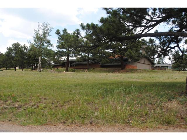 3886 Ponderosa Drive, Evergreen, CO 80439 (#2746835) :: The City and Mountains Group