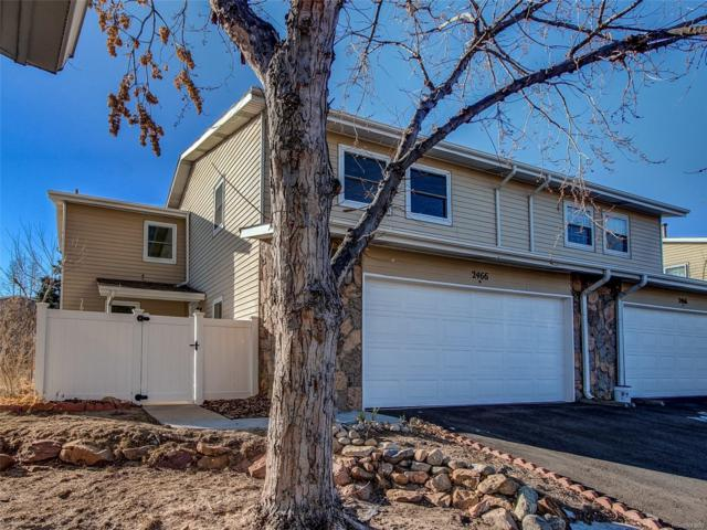 2466 S Vaughn Way D, Aurora, CO 80014 (#2747271) :: Wisdom Real Estate