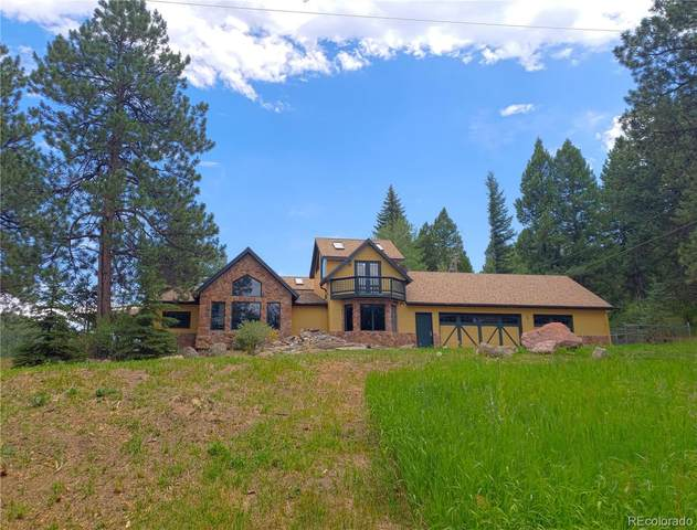 22434 N Turkey Creek Road, Morrison, CO 80465 (MLS #2747407) :: 8z Real Estate