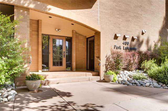 400 S Lafayette Street #805, Denver, CO 80209 (MLS #2747731) :: Keller Williams Realty