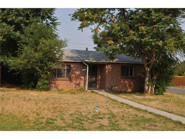2161 Poplar Street, Denver, CO 80207 (MLS #2747930) :: 8z Real Estate