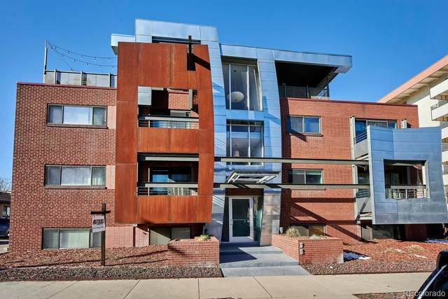 75 N Emerson Street #303, Denver, CO 80218 (MLS #2747942) :: Keller Williams Realty