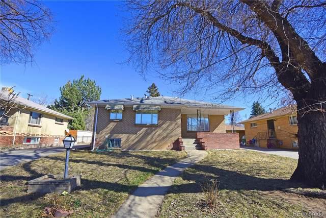 1040 Joliet Street, Aurora, CO 80010 (MLS #2748058) :: 8z Real Estate