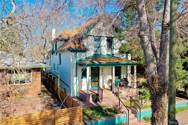 582 S Grant Street, Denver, CO 80209 (#2748072) :: Chateaux Realty Group
