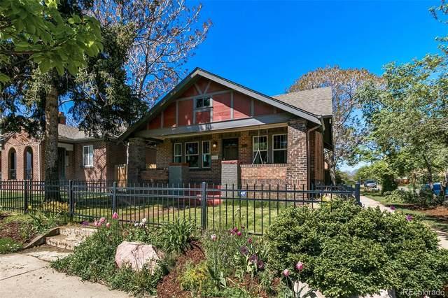 3455 York Street, Denver, CO 80205 (#2748157) :: The Colorado Foothills Team | Berkshire Hathaway Elevated Living Real Estate