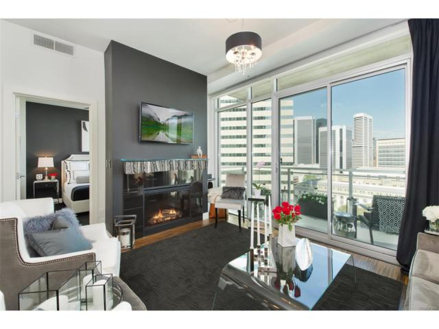 2001 Lincoln Street #1120, Denver, CO 80202 (MLS #2748787) :: 8z Real Estate