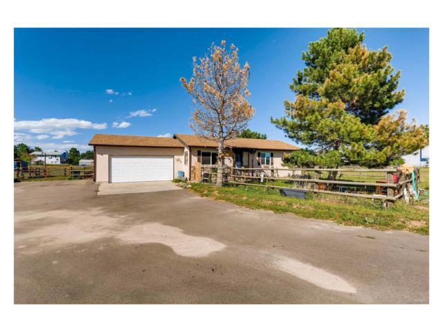 1385 Mountview Drive, Elizabeth, CO 80107 (MLS #2748867) :: 8z Real Estate