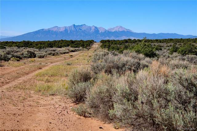 Lot 10 Off Of North Canyon, San Luis, CO 81152 (#2749001) :: Sultan Newman Group