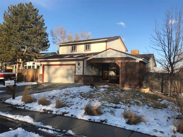 8478 Yarrow Street, Arvada, CO 80005 (#2749220) :: The Griffith Home Team