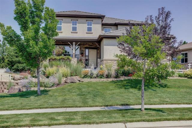 3301 Traver Drive, Broomfield, CO 80023 (#2749301) :: The Peak Properties Group