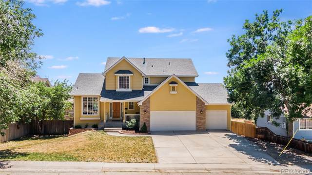 7708 W 62nd Place, Arvada, CO 80004 (#2749525) :: The DeGrood Team