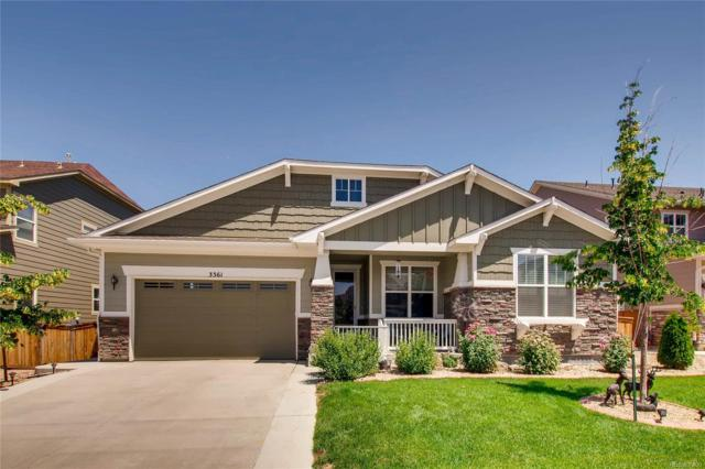 3361 E 143rd Drive, Thornton, CO 80602 (#2749629) :: The Pete Cook Home Group