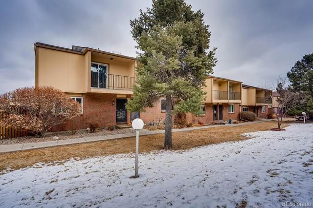 750 Tabor Street #61, Lakewood, CO 80401 (#2750032) :: The Dixon Group