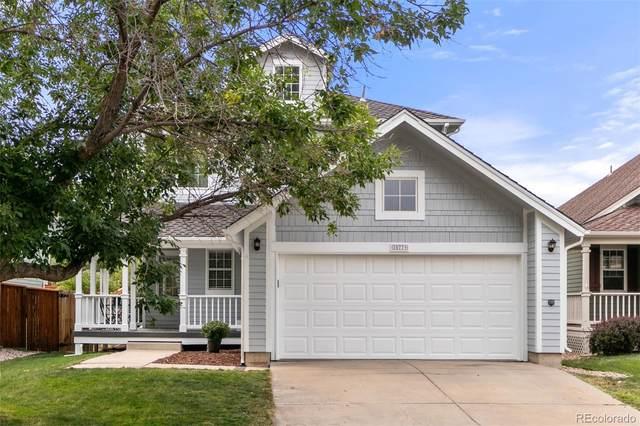 10779 Wheatfield Lane, Parker, CO 80138 (MLS #2750235) :: 8z Real Estate