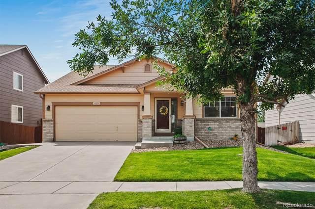 10670 E 112th Place, Commerce City, CO 80640 (MLS #2750318) :: Find Colorado