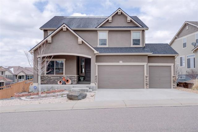 1125 Freedom Way, Castle Rock, CO 80109 (#2750469) :: The HomeSmiths Team - Keller Williams