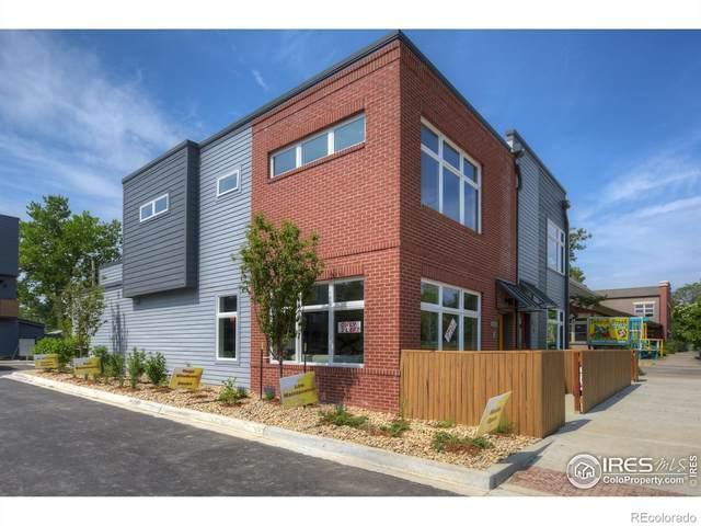400 W Baseline Road B, Lafayette, CO 80026 (MLS #2751297) :: Bliss Realty Group