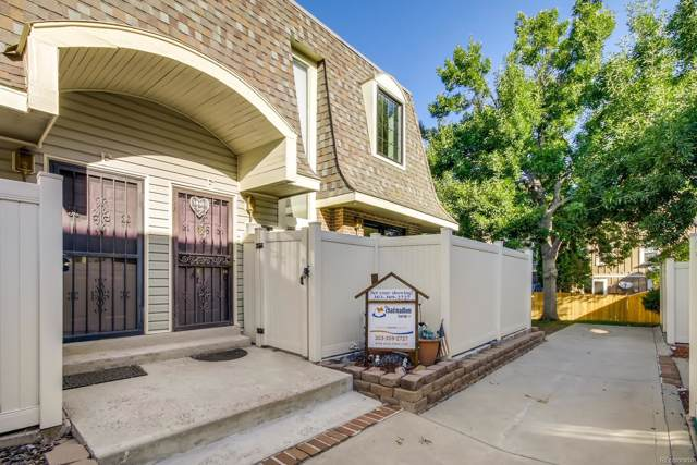 1360 S Idalia Street E, Aurora, CO 80017 (MLS #2751454) :: 8z Real Estate