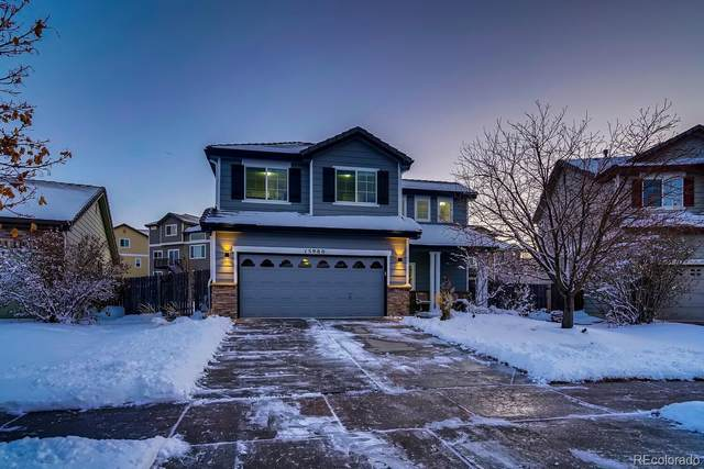 15980 Donegal Avenue, Parker, CO 80134 (#2752123) :: Realty ONE Group Five Star
