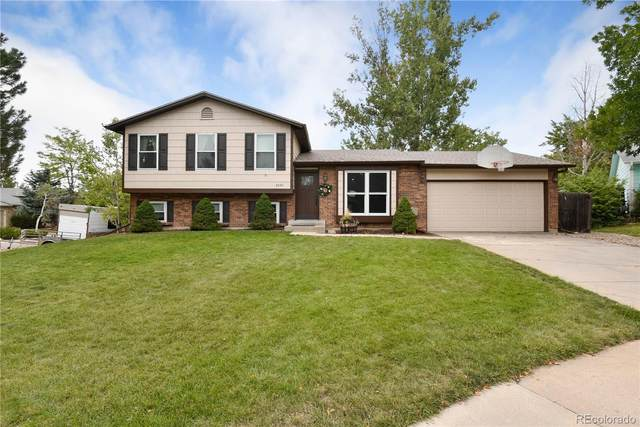 8093 S Everett Court, Littleton, CO 80128 (MLS #2752307) :: 8z Real Estate