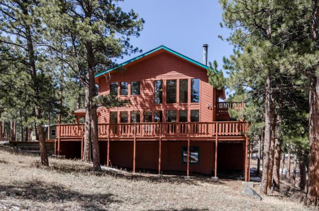 27424 Pine Valley Drive, Evergreen, CO 80439 (#2752425) :: The Peak Properties Group