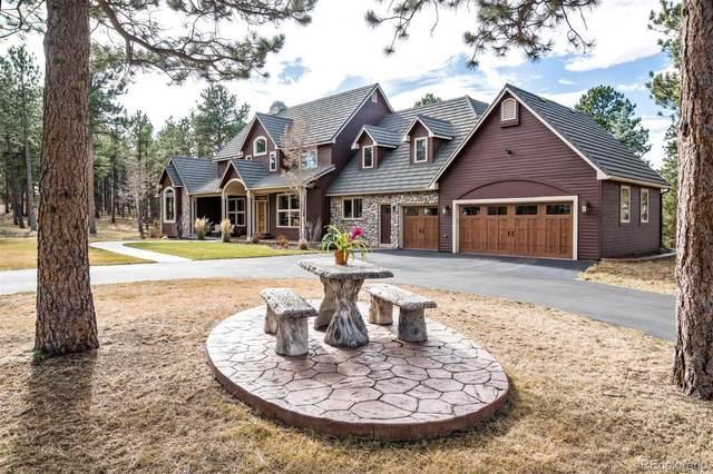 2807 Keystone Drive, Evergreen, CO 80439 (#2752542) :: The Brokerage Group