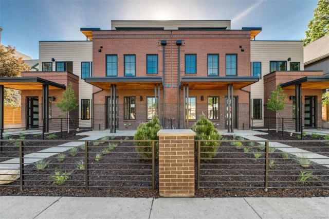 512 N Washington Street, Denver, CO 80203 (#2752695) :: The Galo Garrido Group