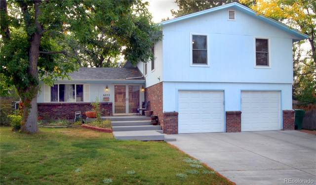 6055 S Leyden Street, Centennial, CO 80111 (MLS #2752722) :: 8z Real Estate