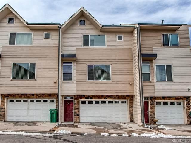 8751 Pearl Street E4, Thornton, CO 80229 (#2752861) :: Briggs American Properties