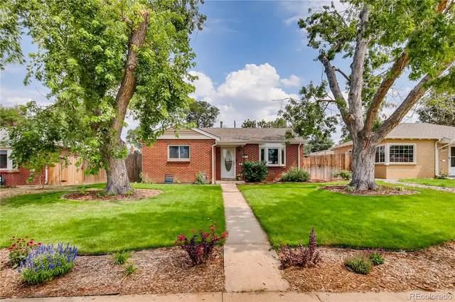 3260 Magnolia Street, Denver, CO 80207 (MLS #2752938) :: 8z Real Estate