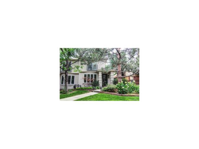 327 Jackson Street, Denver, CO 80206 (MLS #2753252) :: 8z Real Estate