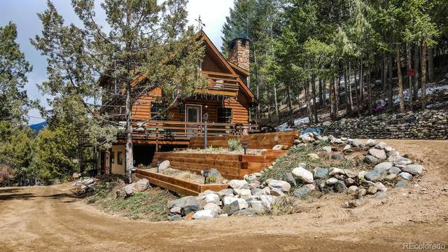 898 County Road 48, Howard, CO 81233 (#2753493) :: Portenga Properties