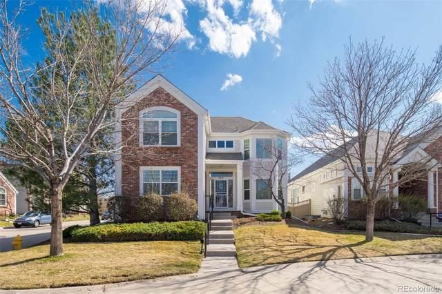 1011 S Valentia Street #140, Denver, CO 80247 (#2753508) :: Mile High Luxury Real Estate
