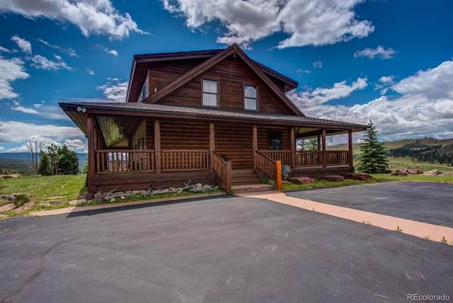 13338 Rebecca Overlook, Woodland Park, CO 80863 (#2753721) :: The Gilbert Group