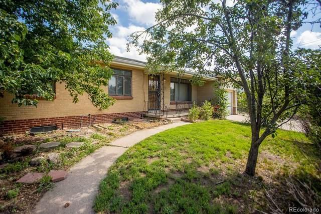 5995 W Arizona Avenue, Lakewood, CO 80232 (#2753931) :: Berkshire Hathaway HomeServices Innovative Real Estate