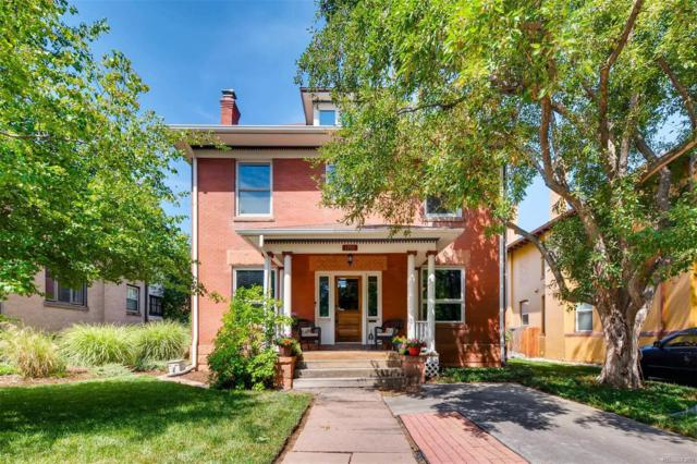 1755 N High Street, Denver, CO 80218 (#2754062) :: Bring Home Denver
