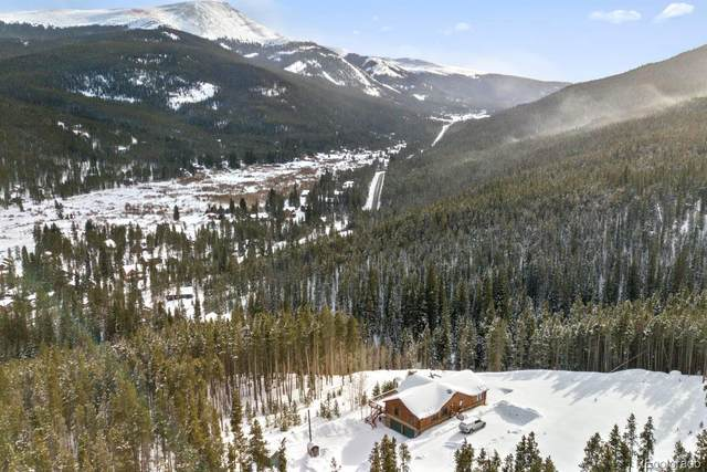 792 Spruce Creek Road, Breckenridge, CO 80424 (MLS #2754095) :: 8z Real Estate
