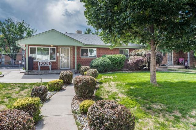 2525-2527 S University Boulevard, Denver, CO 80210 (#2754390) :: Wisdom Real Estate