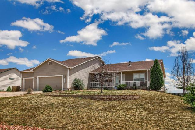 8177 Fort Smith Road, Peyton, CO 80831 (#2754726) :: The DeGrood Team