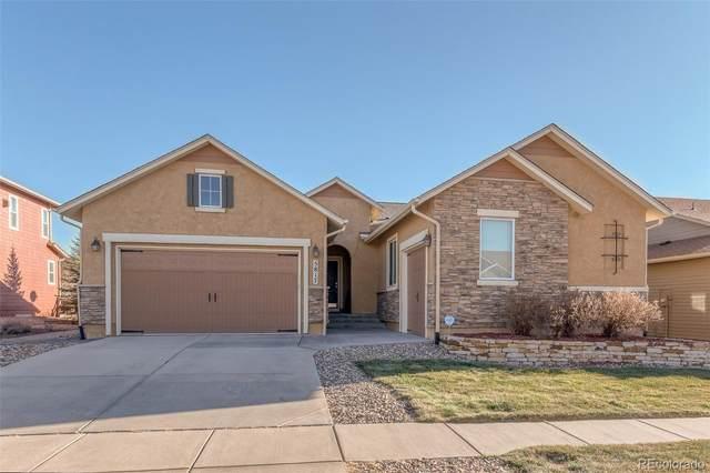 5817 Rowdy Drive, Colorado Springs, CO 80924 (MLS #2755057) :: 8z Real Estate