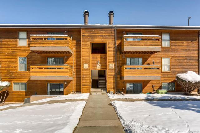 431 Wright Street #105, Lakewood, CO 80228 (#2755059) :: ParkSide Realty & Management