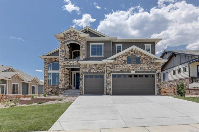 18762 W 87th Avenue, Arvada, CO 80007 (#2755212) :: The Heyl Group at Keller Williams