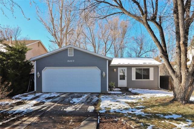 8457 Prairie Clover Way, Parker, CO 80134 (#2755352) :: The DeGrood Team
