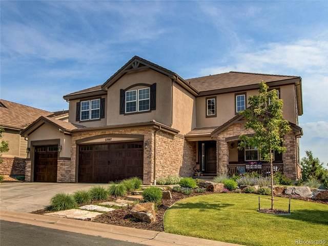 22007 E Rowland Drive, Aurora, CO 80016 (#2755578) :: Berkshire Hathaway HomeServices Innovative Real Estate