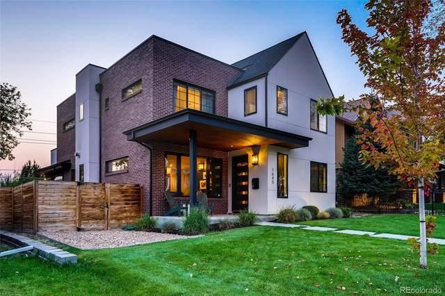 1645 S Saint Paul Street, Denver, CO 80210 (#2755662) :: Briggs American Properties
