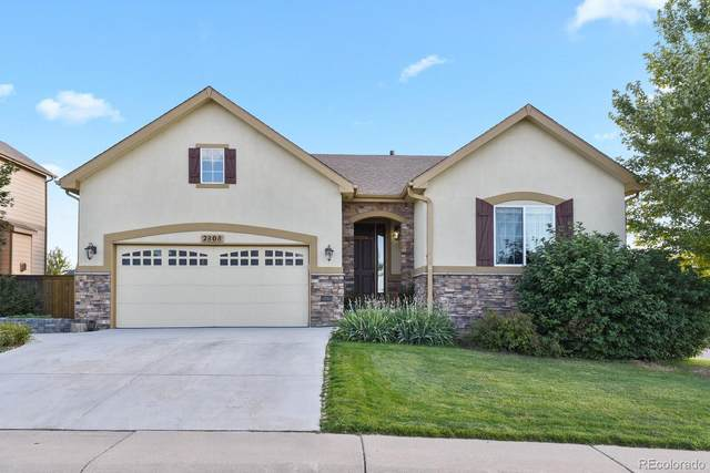 2808 E 142nd Place, Thornton, CO 80602 (#2755751) :: The DeGrood Team