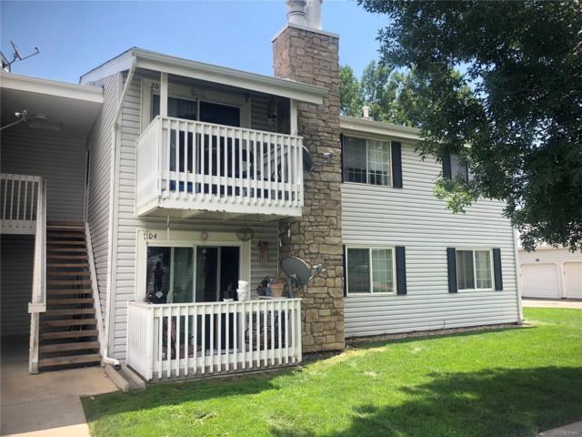 14453 E Jewell Avenue #204, Aurora, CO 80012 (#2756032) :: My Home Team