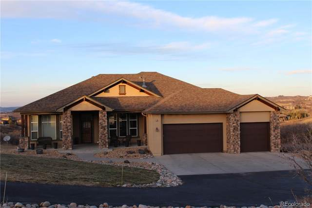 2507 Marlin Way, Castle Rock, CO 80109 (#2756625) :: Chateaux Realty Group